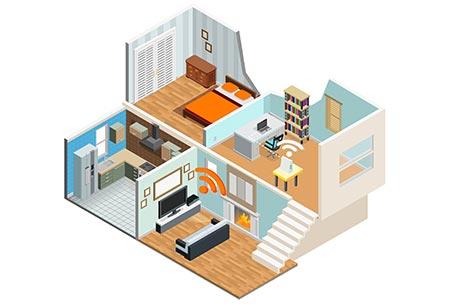 Amplía tu cobertura WiFi con un repetidor Orange para disfrutar de la máxima velocidad en cada rincón de tu hogar