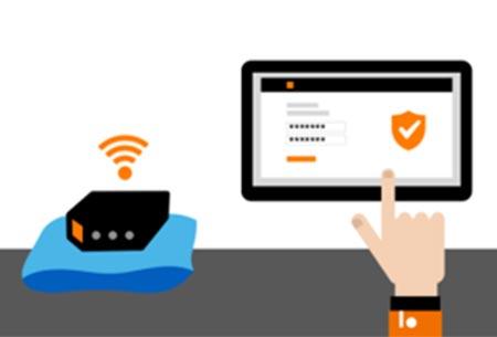 Protege tu conexión con una clave de seguridad en tu WiFi para evitar accesos no deseados