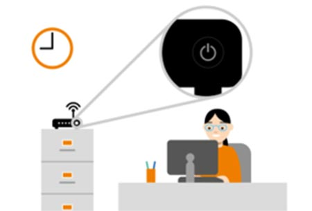 Apaga y enciende tu router de vez en cuando para tener siempre el máximo rendimiento