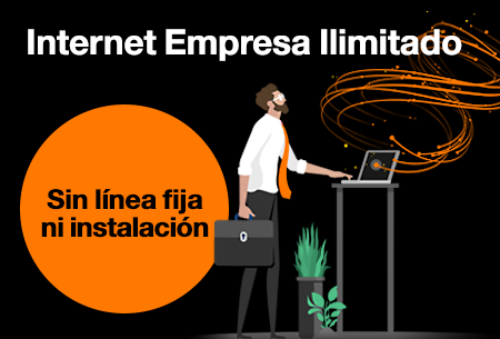 Internet Empresa ilimitados. GB ilimitados en uso nacional