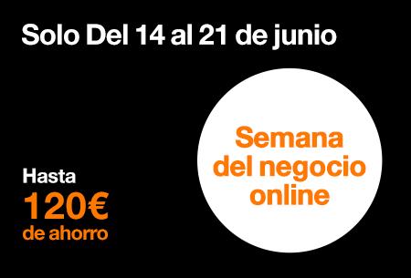Semana del Negocio. Ahorra hasta 120 € al contratar Love Empresa Ilimitadas. Solo del 14 al 21 de junio.