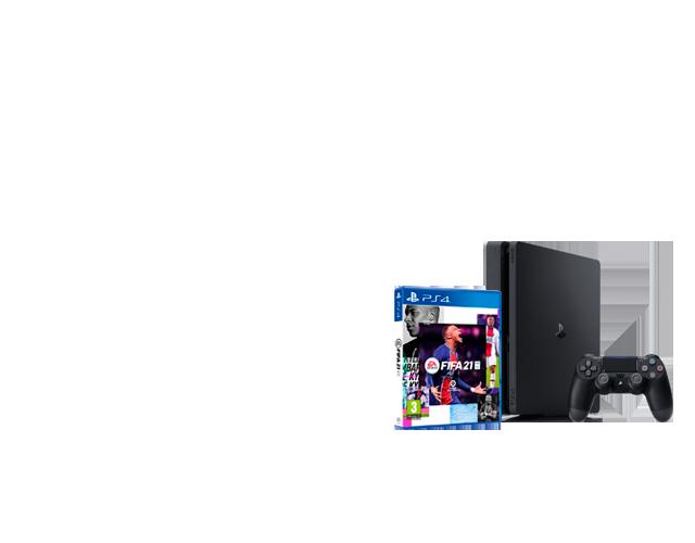 Sony PS4 500GB + juegos