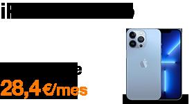 Lo último de Apple desde 22,3 €/mes