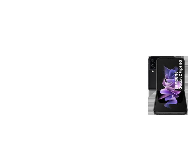 Samsung Galaxy Z Flip 3 5G 256GB Blanco