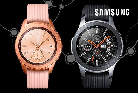 Conoce el el nuevo Samsung Galaxy Watch desde 15,50 €/mes. Además, con auriculares JBL de regalo