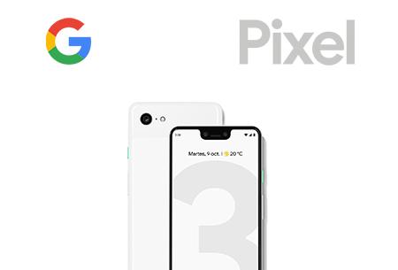 Hazte con el nuevo Google Pixel 3 y consigue 6 meses de regalo en Youtube Music Premium
