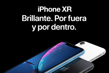 Hazte ya con el nuevo iPhone XR a un precio increíble. Sé el primero en tenerlo