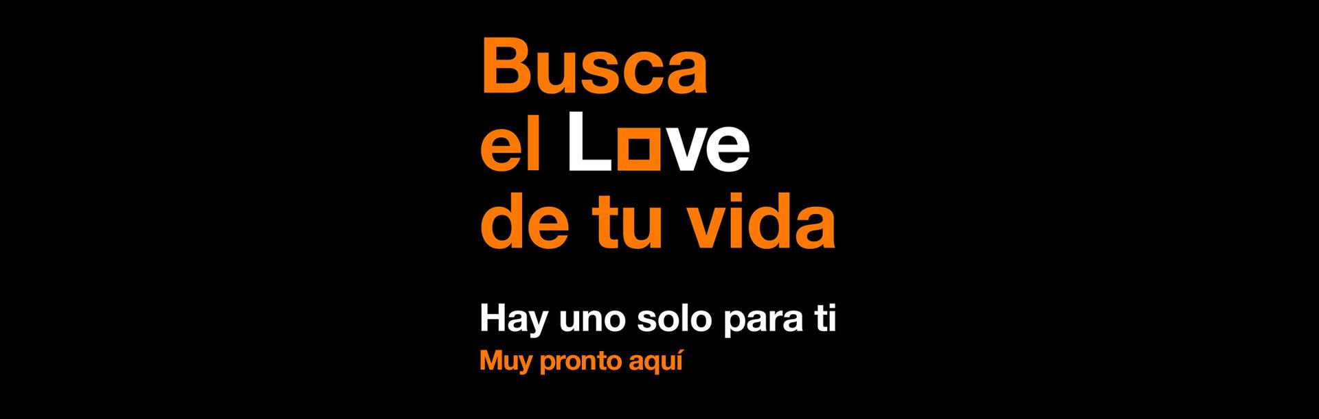 Busca el Love de tu vida