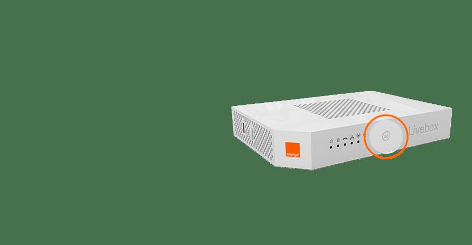 Imagen Modelo Router Livebox 2.0