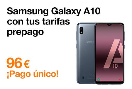 Llévate un Samsung Galaxy A8 desde 96 € con Orange