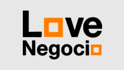 Logotipo Love Negocio