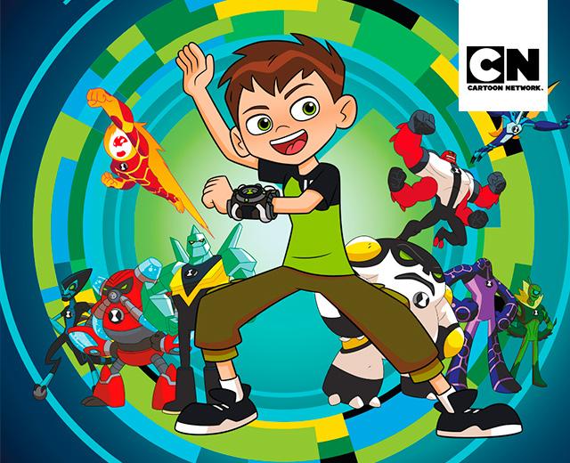 Cartoon Network (Contenido bajo demanda)
