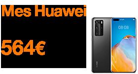 ¡Mes Huawei! Hasta 564€ de ahorro