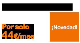 Love Empresa Smart: fibra simétrica + 1 línea móvil con llamadas ilimitadas y 30 GB con Amazon Prime durante 24 meses por 44 €/mes