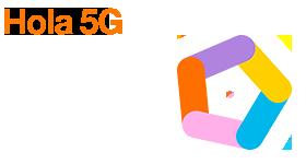 Hola 5G. Hola a la red más rápida y sostenible que cambiará tu negocio y tu forma de trabajar