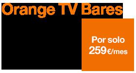 Orange TV Bares : vuelve el fútbol. Vuelve LaLiga. La temporada 2020-21 ya está aquí. Contrata Orange TV Bares