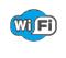 Te ofrecemos conexión Wi-Fi gratuita en esta tienda.