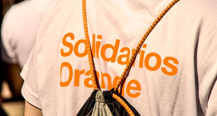 Solidarios Orange