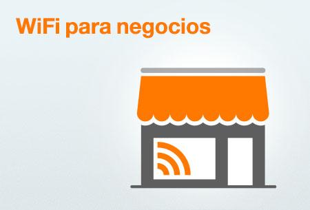 WiFi para tu negocio: permite a tus clientes un punto de acceso a WiFi gratuito y seguro tus instalaciones.