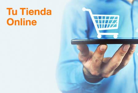 Tu tienda online: solución e-commerce llave en mano: diseñamos tu web de principio a fin.