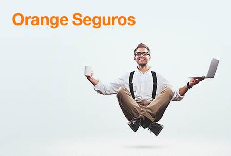 Orange Seguros : la Agencia de Seguros con condiciones especiales para tu empresa, por ser de Orange