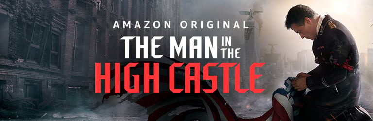 imagen The Man In The High Castle, Amazon Prime Video
