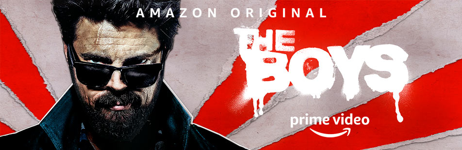 The Boys, Amazon Prime Video