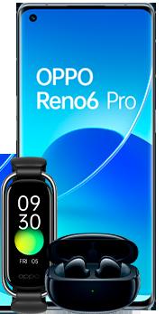 Adquirir OPPO Reno6 Pro 5G 256GB